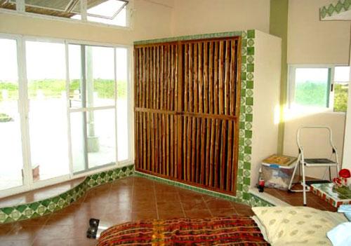 Бамбук в интерьере - частица природы в вашем доме