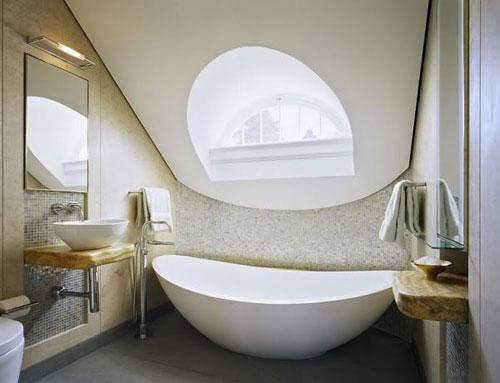 Рационально используем площадь ванной комнаты