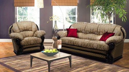 Каркас, конструкция и наполнители мягкой мебели