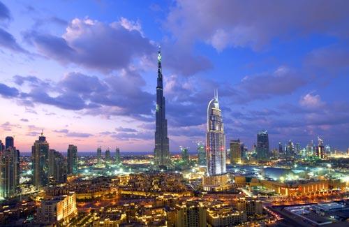 Города будущего. Дубай