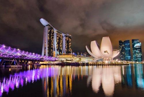 Города будущего. Сингапур