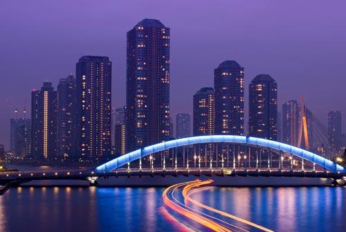 Города будущего. Токио