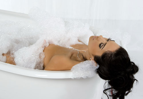 Как утеплить ванну из металла?