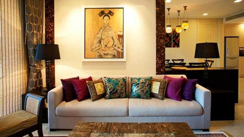 Мебель в китайском стиле интерьера