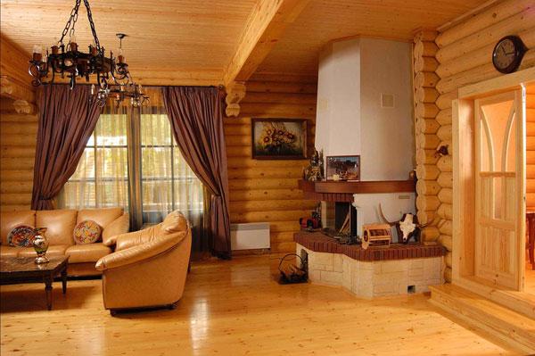 Дом из бруса. Виды и особенности материалов