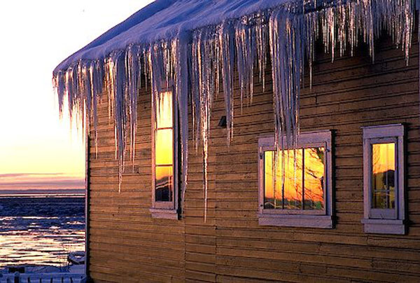 Утепляем дом