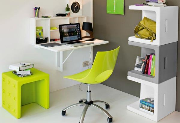 Создание рабочего пространства в квартире