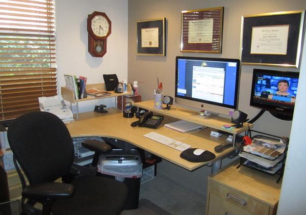 Как выбрать и купить угловые компьютерные столы