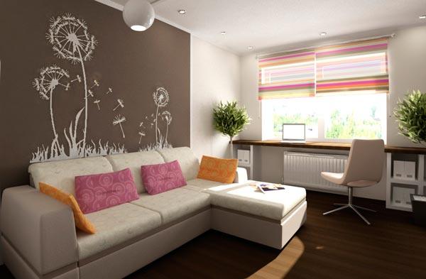 Однокомнатная квартира – простор для действий