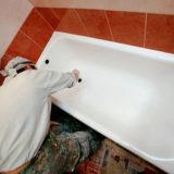 Варианты восстановления эмали ванны