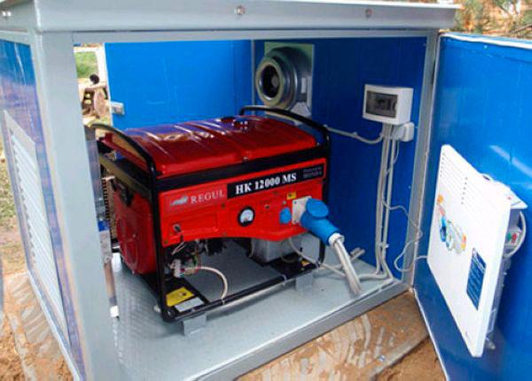 Дизельный генератор: помощник в строительстве