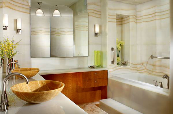 Модернизация ванной комнаты