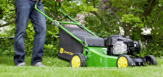 Что влияет на цену газонокосилки