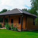 Как построить дачный дом своими руками