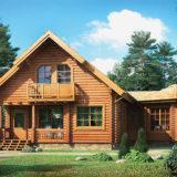 В чем преимущество деревянных домов