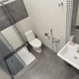 О визуальном увеличении границ ванной