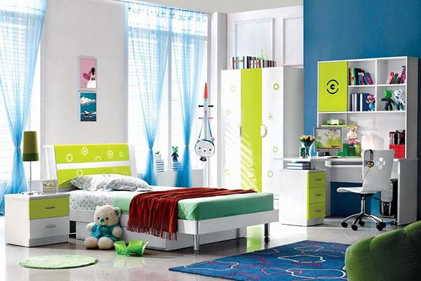 Как правильно подобрать мебель для детской комнаты