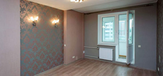 Этапы ремонта стен в квартире