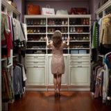 Советы по обустройству гардеробной комнаты