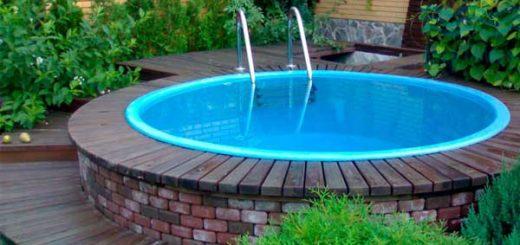 Как построить свой бассейн