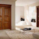Преимущества дверей из массива дуба