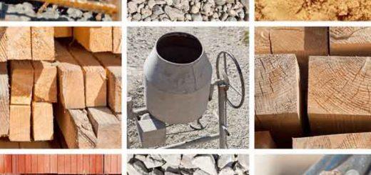 Классификация материалов, применяющихся в строительстве