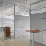 Дизайн офисных помещений при помощи стеклянных перегородок