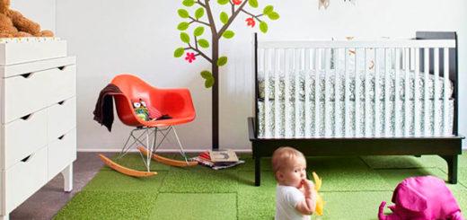 Ковролин для детской комнаты