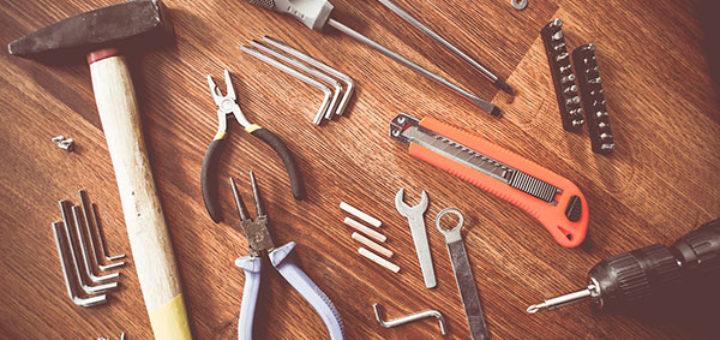 Основные приспособления для ремонта