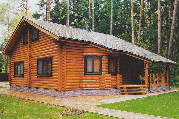 Как продлить жизнь дому из дерева
